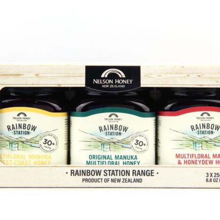 Rainbow Station Gift Pack Honey